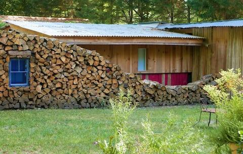 Quiétude, nature et bois