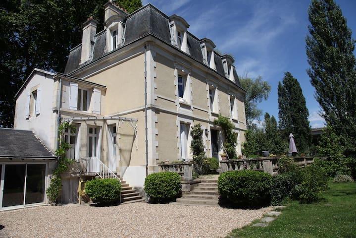 Clainette house