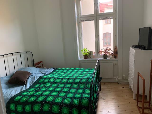 Toppläge vid övernattning i Stenstan, Sundsvall