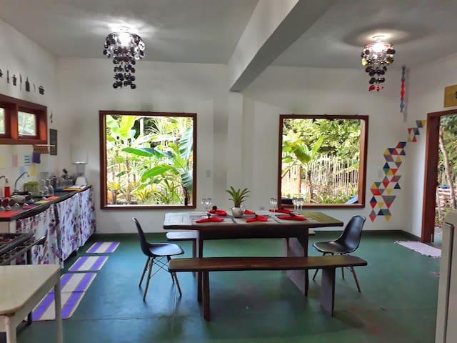 DA20 Casa Criativa na Praia de Algodões