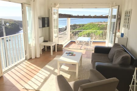 Wonderul views apartment + terrace en el Alentejo