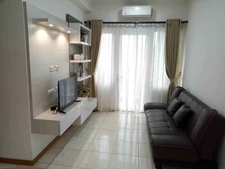2 BR Apartment @Kemayoran