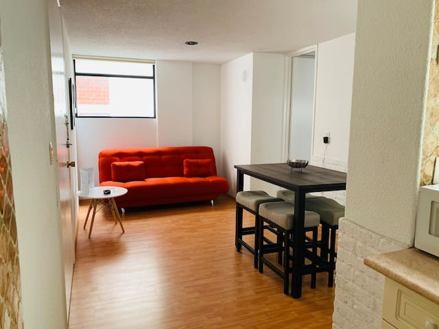Apartment Condesa in the best location