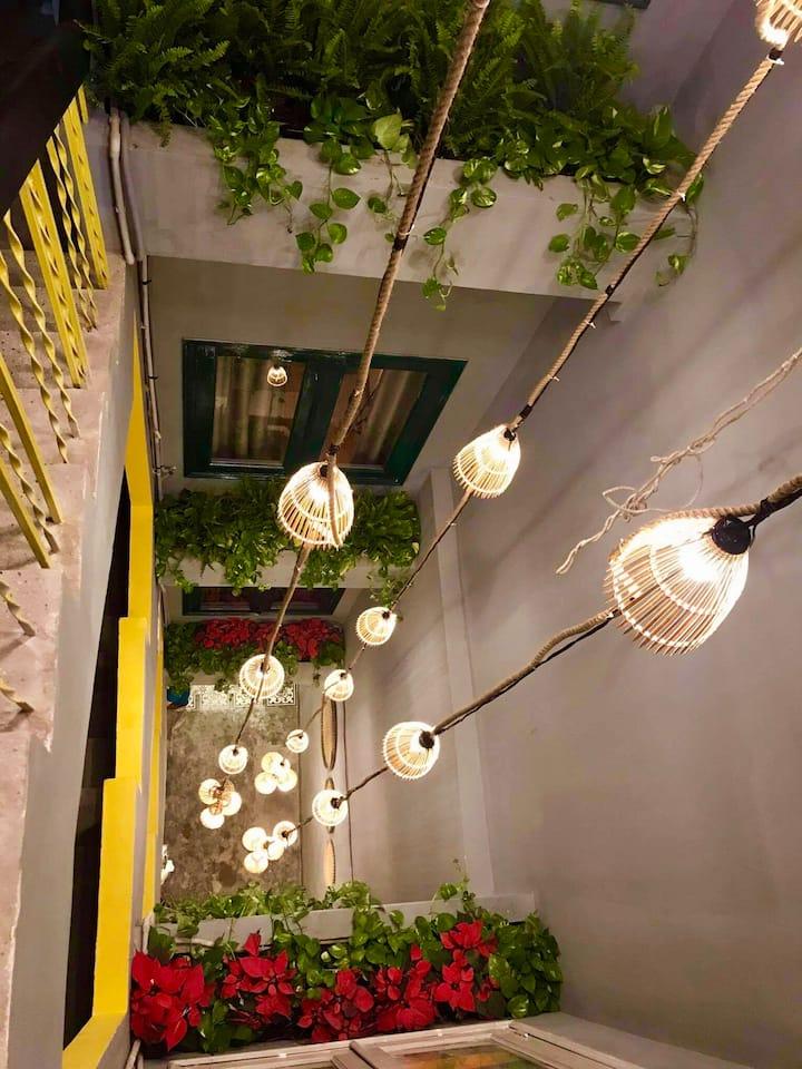 Home Saigon Double room in central city #1