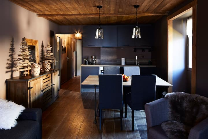 Appartement cosy à Serre Chevalier