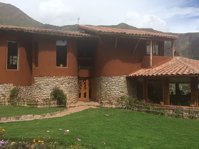 Relax and Luxury in a house - Urubamba