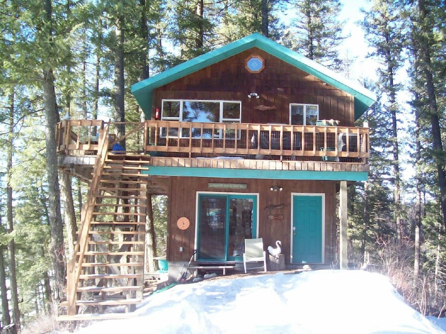 swan song lakeside cottage cabins for rent in swan lake