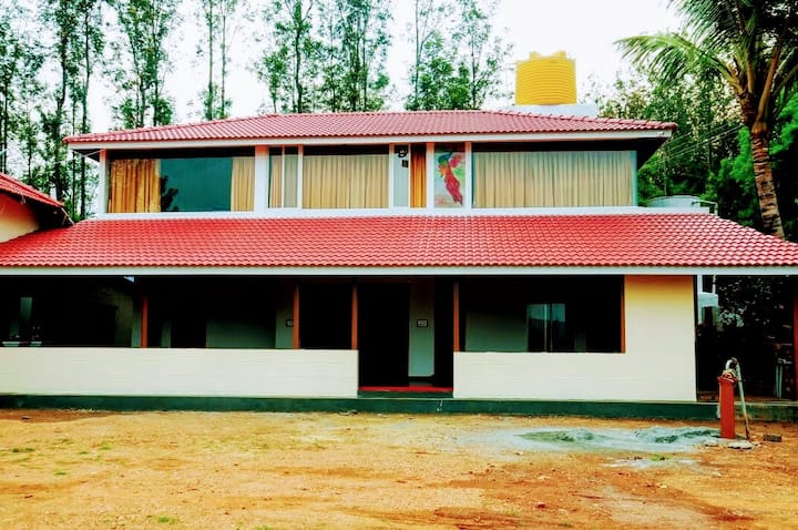 Florence Home Chikmagalur