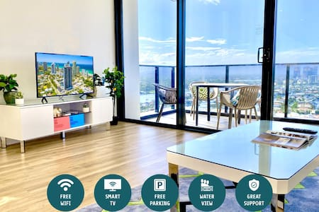 Panorama Waterview with Designer Furnitures