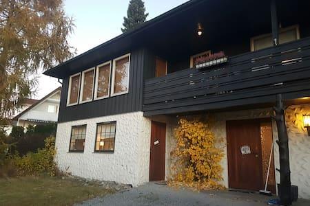 Sentralt i Halden - Halden - 단독주택