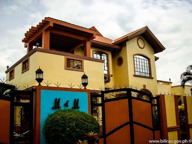 M&M Vacation Home For Rent in Biliran Town Biliran