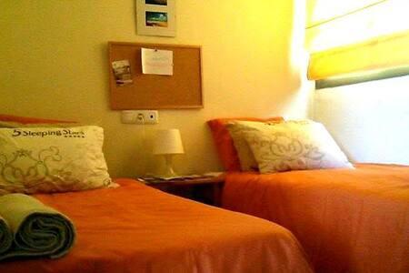Habitación doble, baño exterior privado, WI-FI - San Cristóbal de La Laguna - Apartment