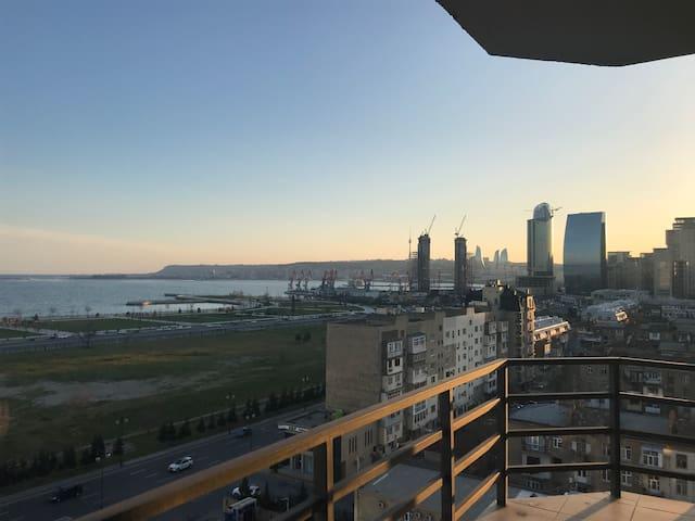Caspian Sea View Apartment