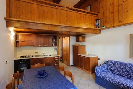 Appartamento duplex  monte moro - Staffa - Pis