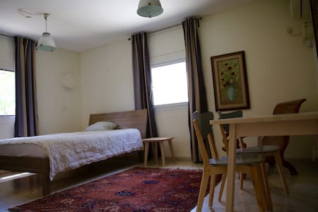 A cozy one bedroom apartment - Rishpon - Huoneisto