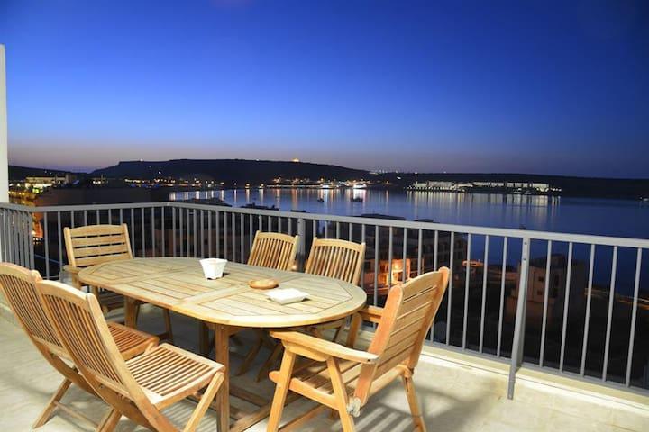 Paradise View Apartment - Il-Mellieħa - Leilighet