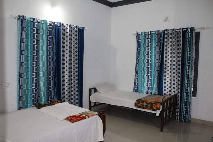 Standard Rooms with bath attached at Wayanad