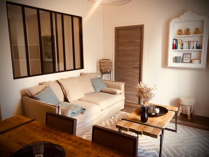 calvi centre t3 confortable appartement rénové