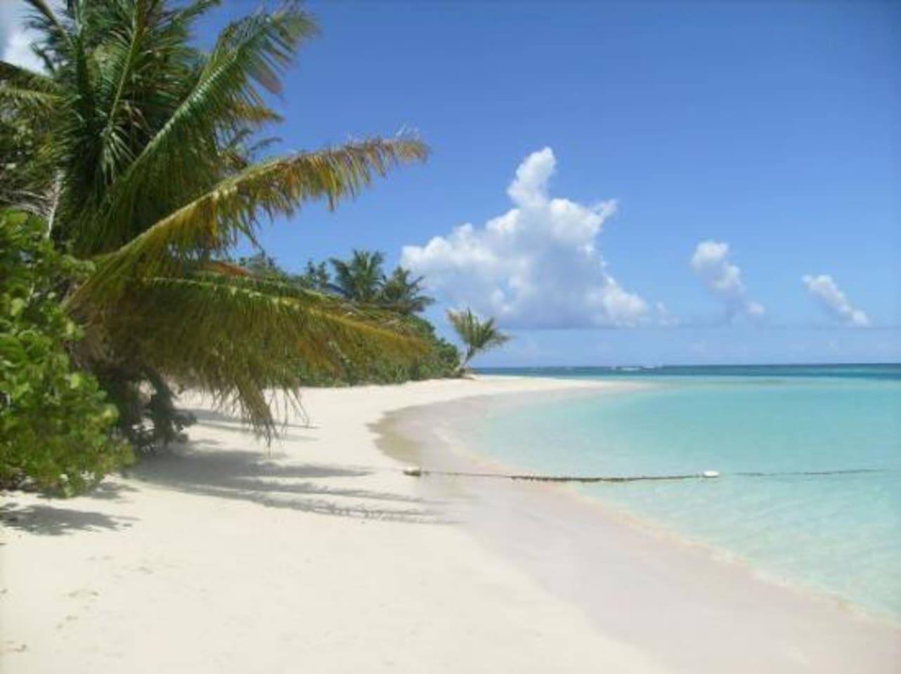 Beautiful Flamenco Beach