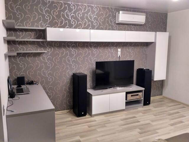 Apartment on 5 Proseka 110b
