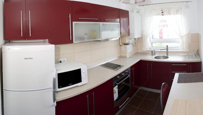 Richy Apartments - Brașov - Byt