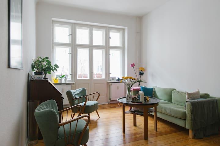 Nice,bright room in Prenzlauer Berg