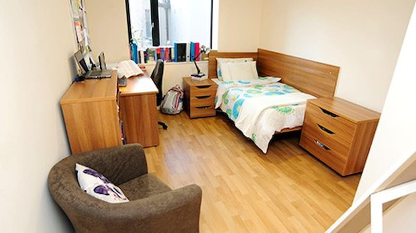Single Room in Oxford (City Center)