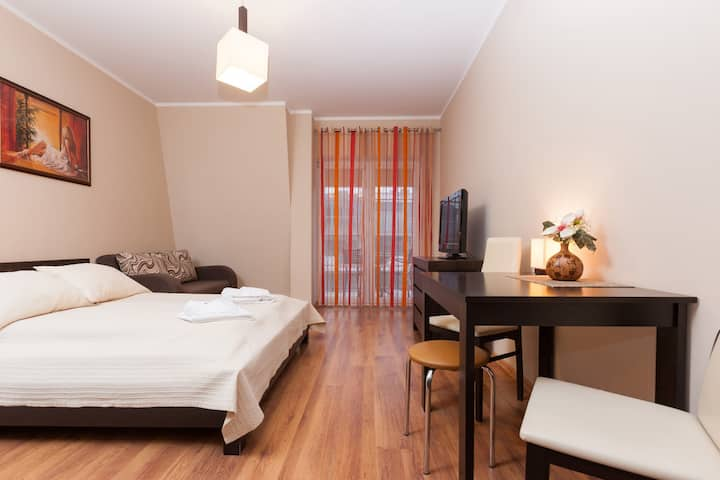 Regina Maris Apartment with Double Bed and Balcony