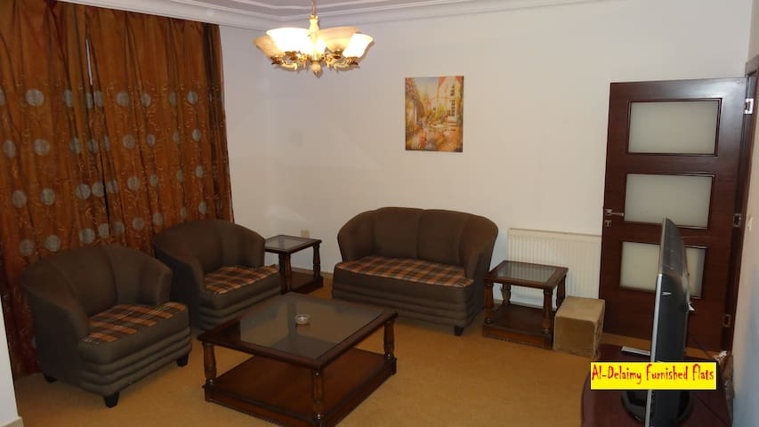 #2 Furnished flat for rent in Amman - Amman - Byt