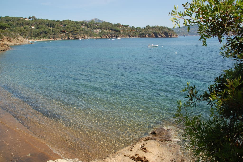 Spiaggia di Ferrato