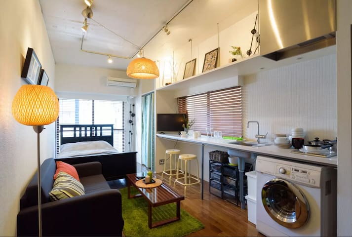 Easy Access Tokyo Tower View Azabu 1min to Station