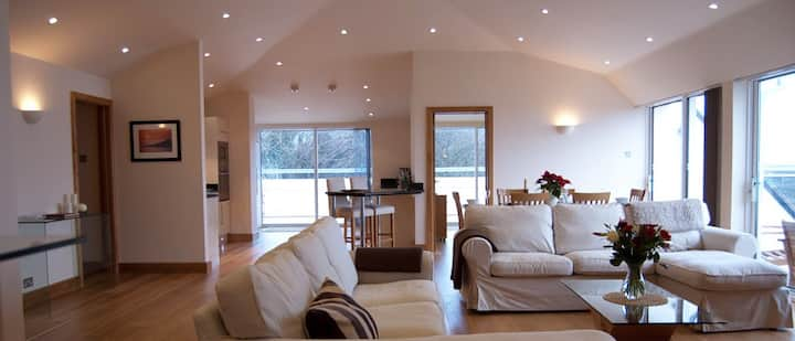 The Penthouse, Langland, Gower