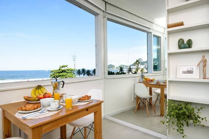Apartamento Copacabana Mar