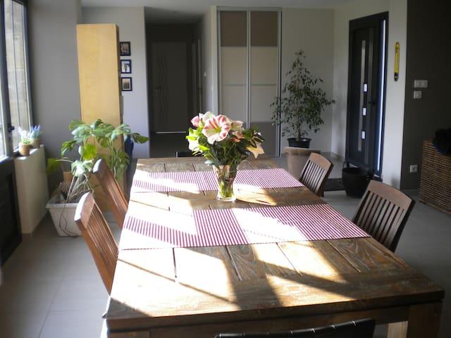 Jolie Maison au coeur de Pauillac - Pauillac - Casa