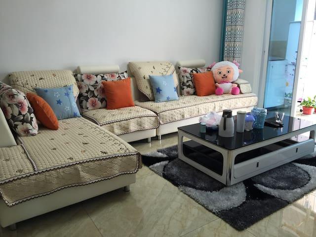 舒适的两居室给你家的温馨 - 长沙市 - House