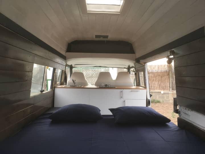 Camper Van motor home mobile home