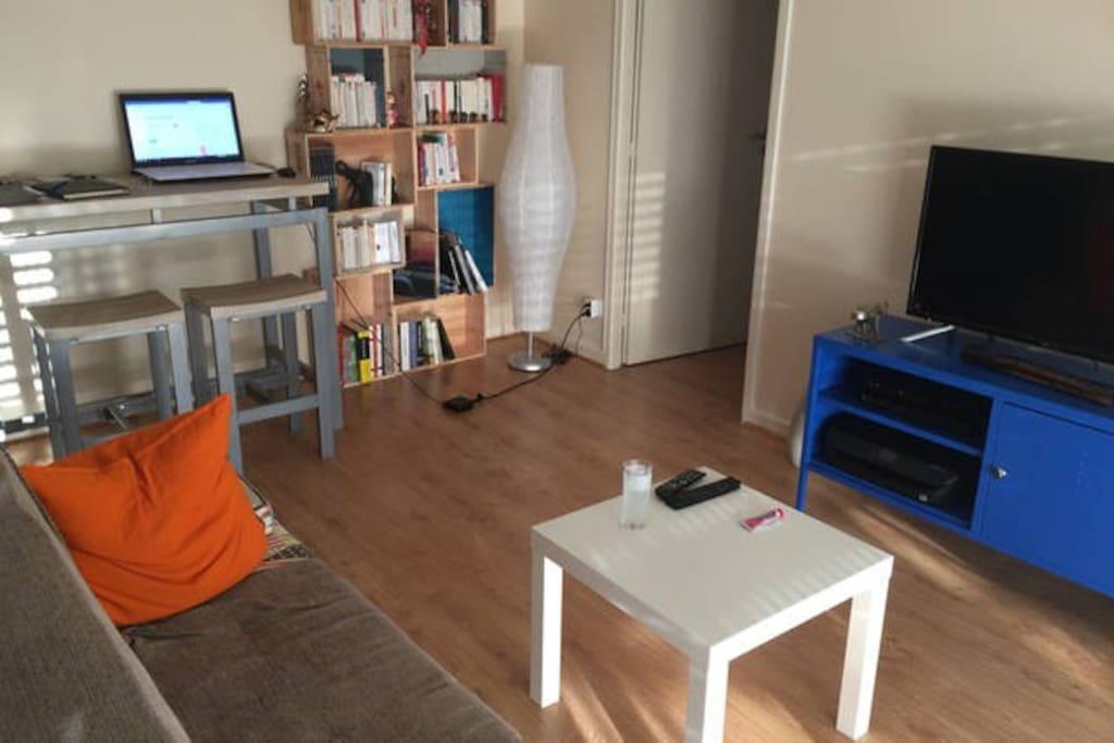 Chambre dans appartement t2 bordeaux caud ran apartments for T2 bordeaux