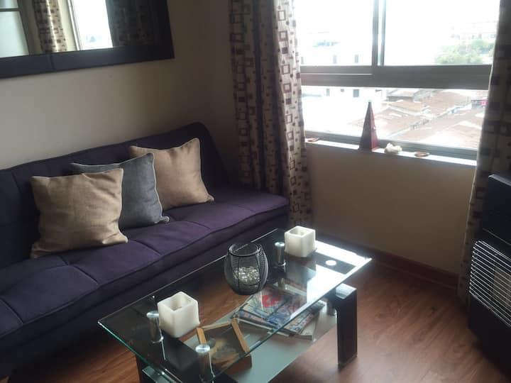 Habitación en Santiago Centro Barrio tranquilo