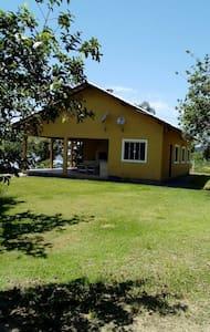 Casa de frente para o lago - Imaruí - Talo