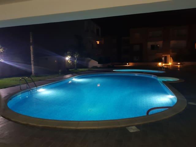 Mickey appartement S+2 avec piscine