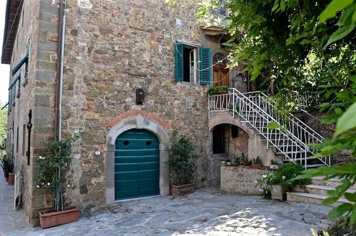 Appartamento BRUNELLO Lucignano - Lucignano - Leilighet