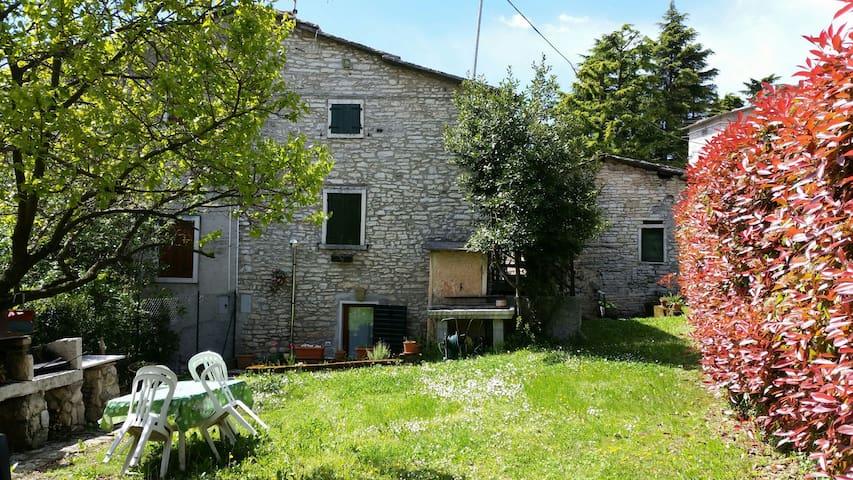 Rustic/CountryHouse + Garden - Prun - Casa