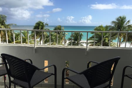 Life's a BEACH right in front of U! - Luquillo - Wohnung
