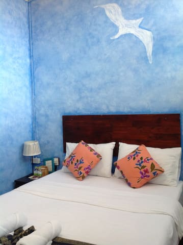 Thaweesuk Boutique Homestay : Deluxe A/C