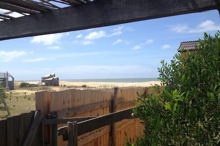 la casita de la playa - Punta Rubia - Cabin