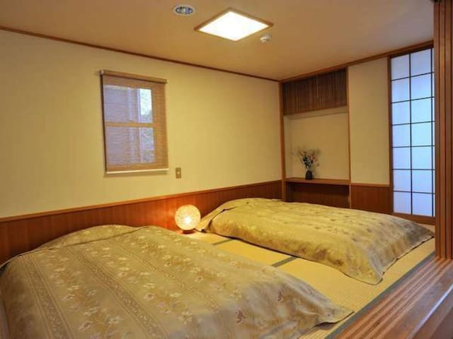1 hour from Tokyo and Near Yugawara Station! you have a great location on the hot spring!(No meal)【和洋E】