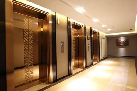 长沙一线江景房。 - Changsha - Hotellipalvelut tarjoava huoneisto