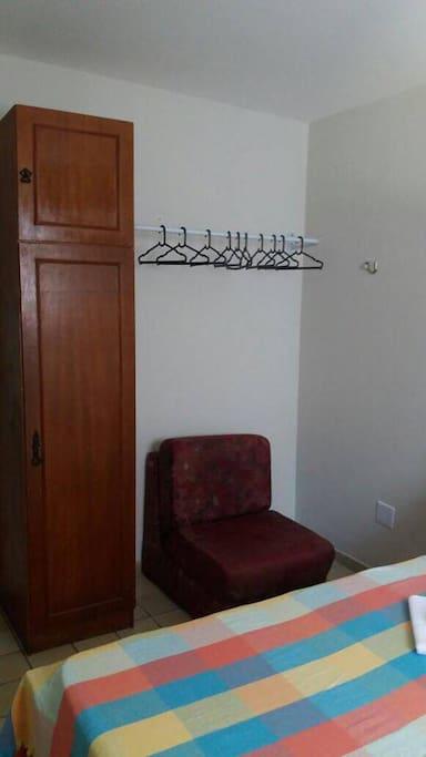 Detalhe do segundo quarto