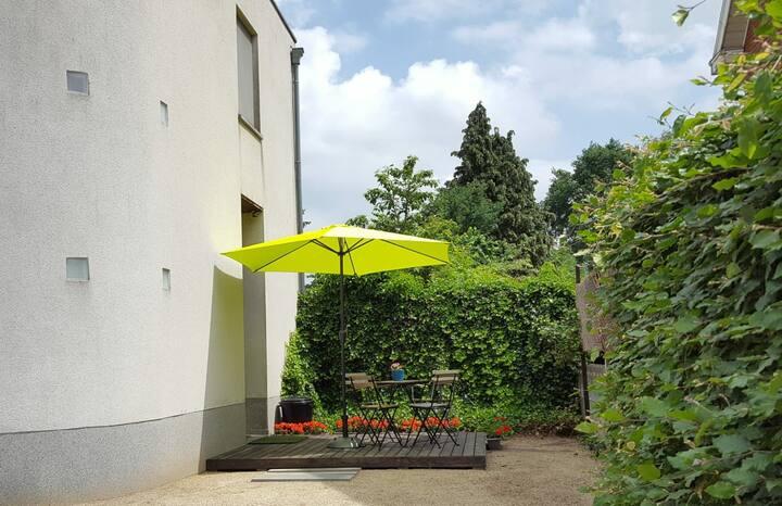Duplex apartment studio suitable for max 4 persons