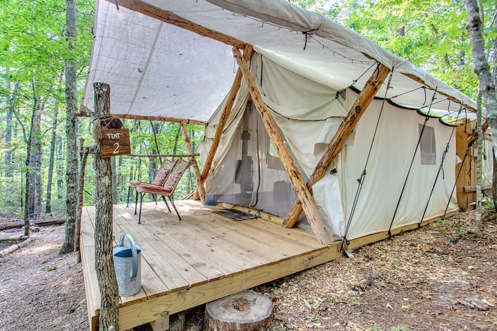 Canopy Ridge Safari Tent 2